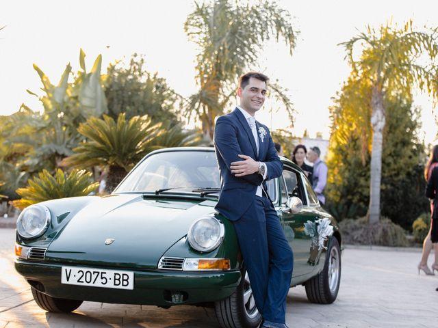 La boda de Dimi y Viviana en Carpesa, Valencia 58
