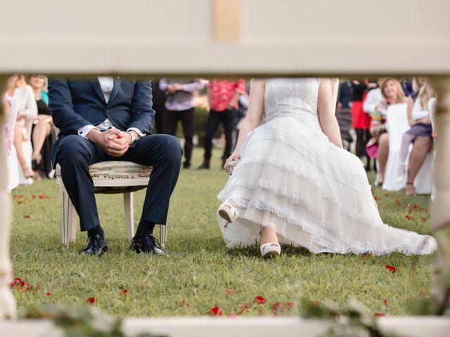 La boda de Viviana y Dimi
