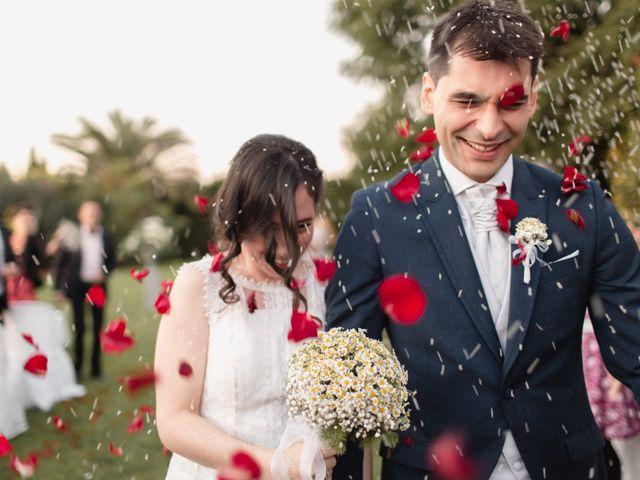 La boda de Dimi y Viviana en Carpesa, Valencia 91