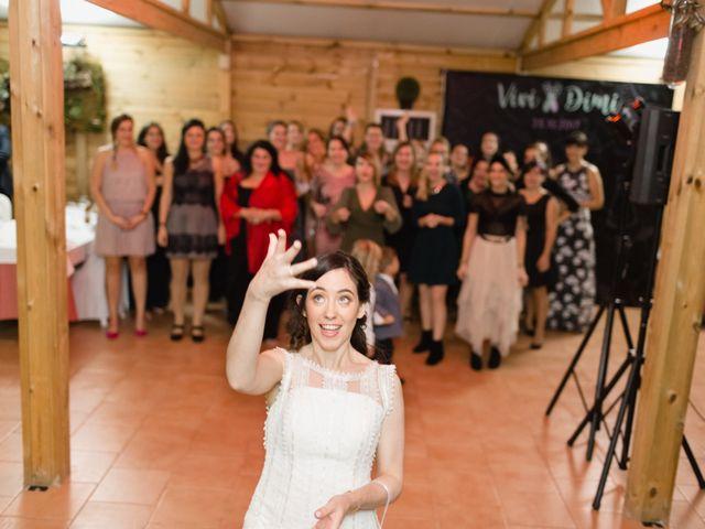 La boda de Dimi y Viviana en Carpesa, Valencia 132