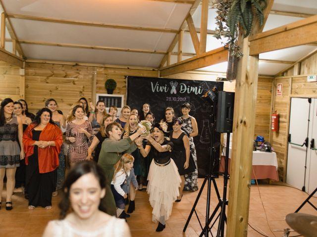 La boda de Dimi y Viviana en Carpesa, Valencia 133