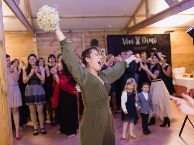 La boda de Dimi y Viviana en Carpesa, Valencia 134