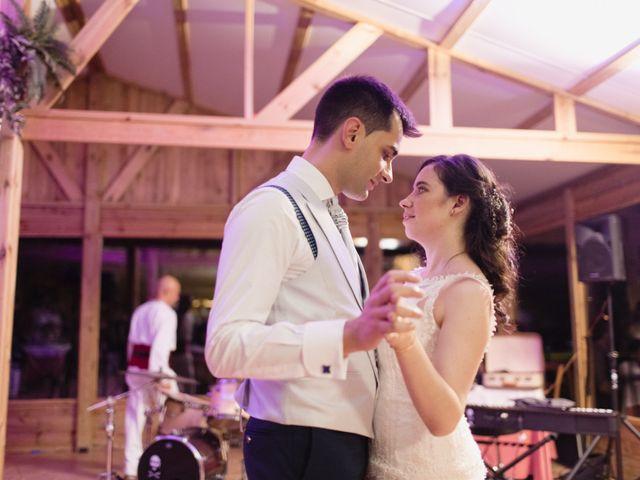 La boda de Dimi y Viviana en Carpesa, Valencia 137