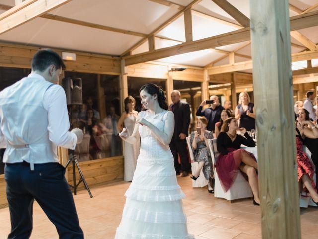 La boda de Dimi y Viviana en Carpesa, Valencia 140