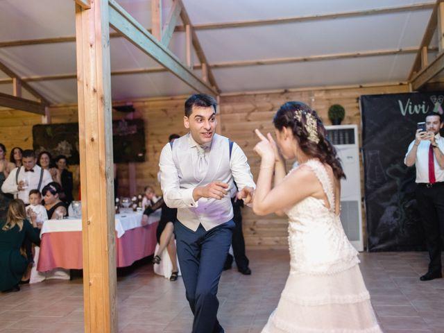 La boda de Dimi y Viviana en Carpesa, Valencia 144