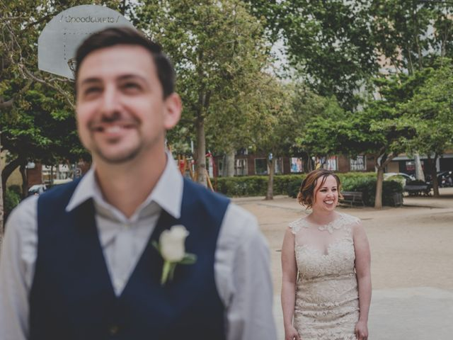 La boda de Kyle y Josie en Barcelona, Barcelona 13