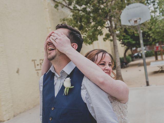 La boda de Kyle y Josie en Barcelona, Barcelona 14