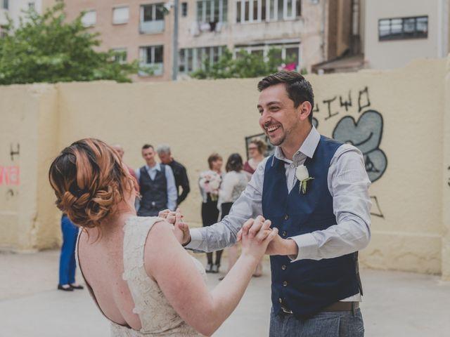 La boda de Kyle y Josie en Barcelona, Barcelona 15