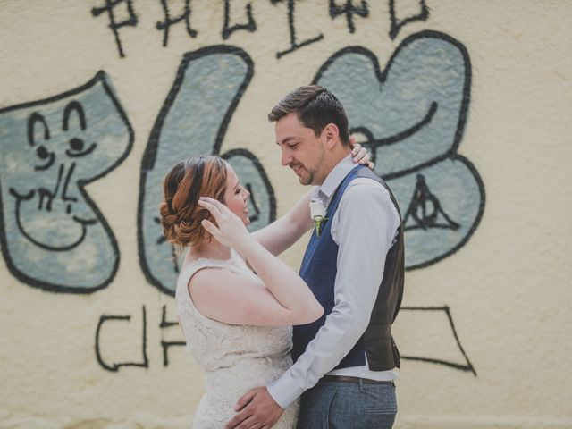 La boda de Kyle y Josie en Barcelona, Barcelona 16