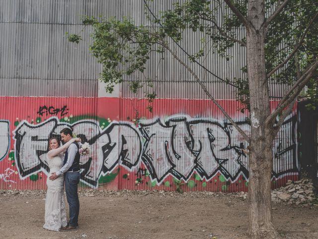 La boda de Kyle y Josie en Barcelona, Barcelona 17