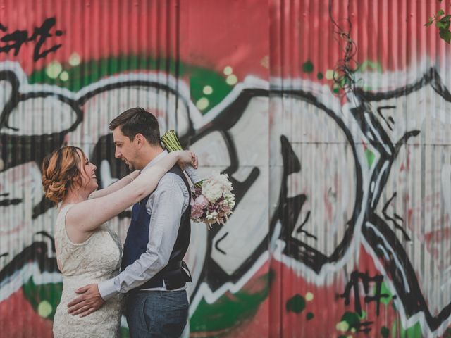 La boda de Kyle y Josie en Barcelona, Barcelona 18