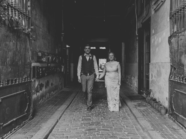 La boda de Kyle y Josie en Barcelona, Barcelona 23