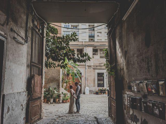 La boda de Kyle y Josie en Barcelona, Barcelona 24