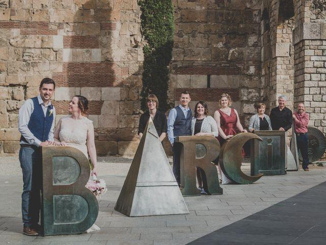 La boda de Kyle y Josie en Barcelona, Barcelona 27