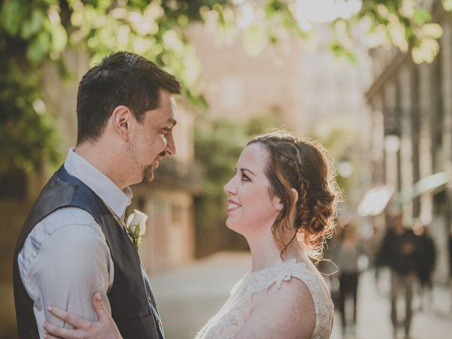 La boda de Kyle y Josie en Barcelona, Barcelona 31