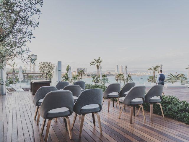 La boda de Kyle y Josie en Barcelona, Barcelona 32