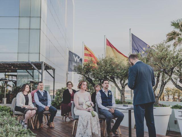 La boda de Kyle y Josie en Barcelona, Barcelona 35