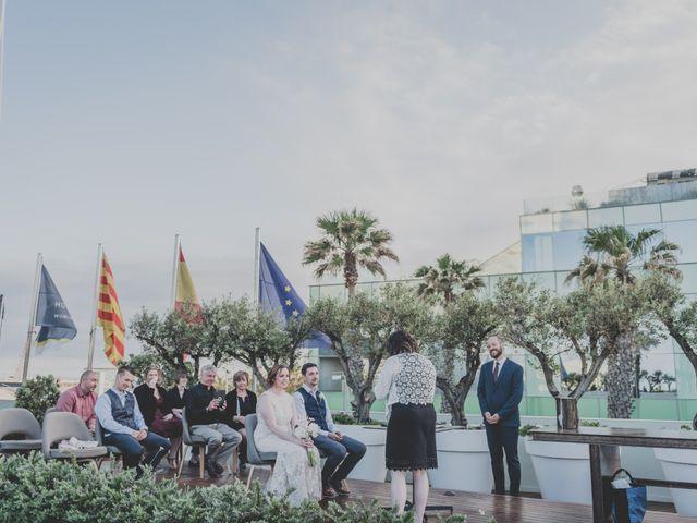 La boda de Kyle y Josie en Barcelona, Barcelona 38