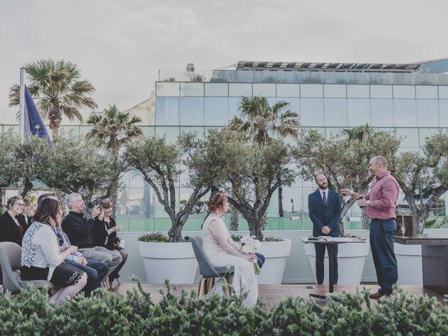 La boda de Kyle y Josie en Barcelona, Barcelona 41