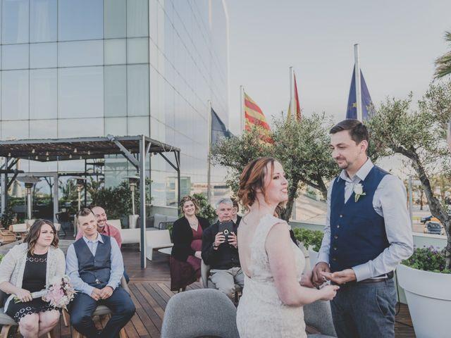 La boda de Kyle y Josie en Barcelona, Barcelona 43