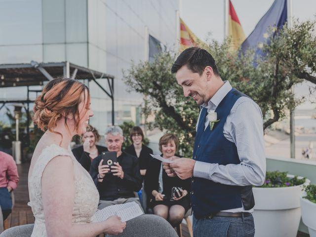 La boda de Kyle y Josie en Barcelona, Barcelona 44