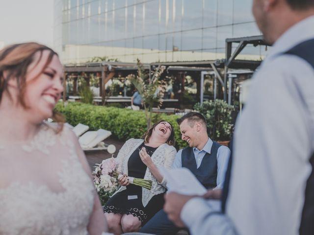 La boda de Kyle y Josie en Barcelona, Barcelona 45