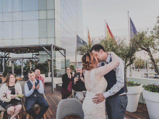 La boda de Kyle y Josie en Barcelona, Barcelona 49