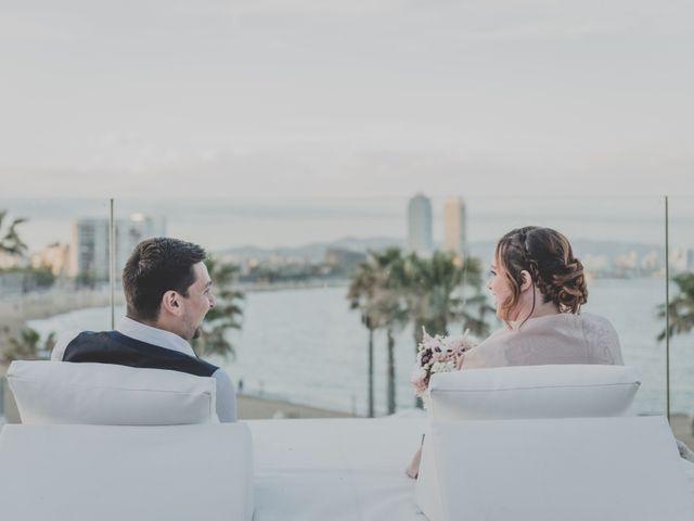 La boda de Kyle y Josie en Barcelona, Barcelona 53