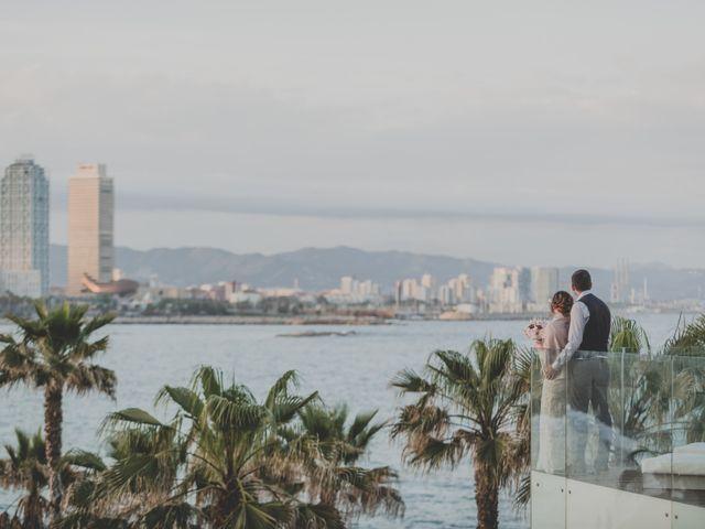 La boda de Kyle y Josie en Barcelona, Barcelona 55