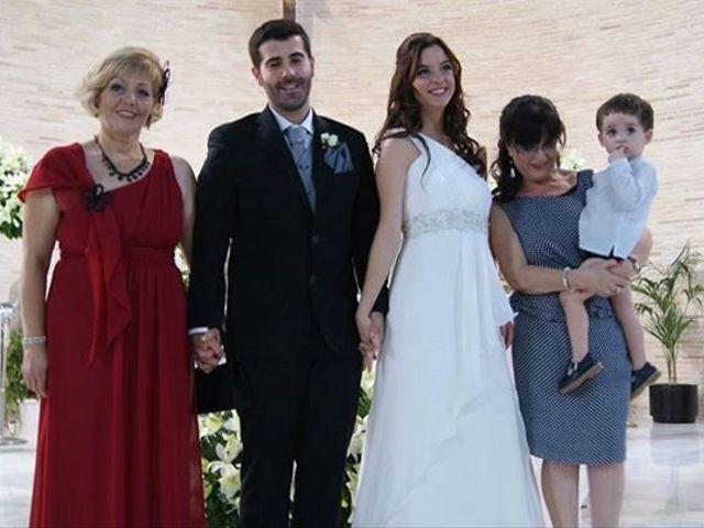 La boda de Néstor y Paloma en Murcia, Murcia 1