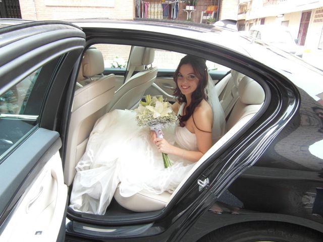 La boda de Néstor y Paloma en Murcia, Murcia 7