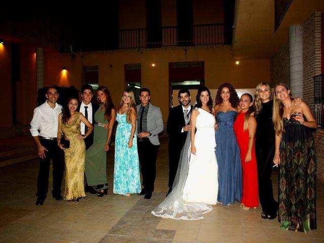 La boda de Néstor y Paloma en Murcia, Murcia 12
