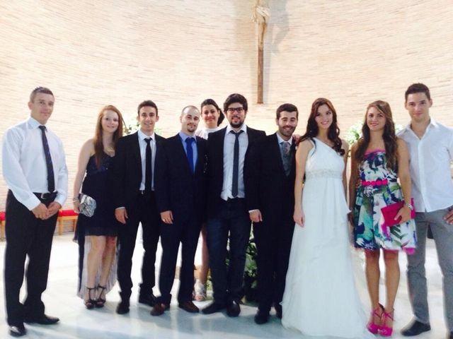 La boda de Néstor y Paloma en Murcia, Murcia 15