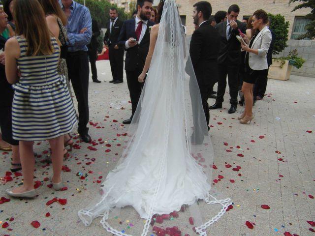 La boda de Néstor y Paloma en Murcia, Murcia 17