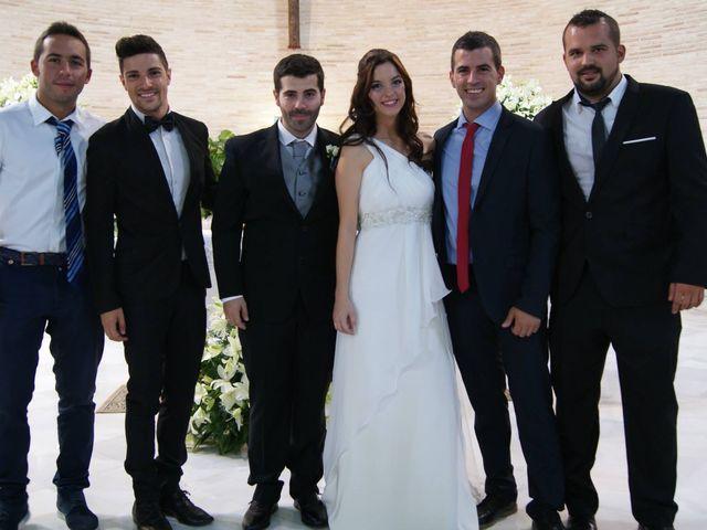 La boda de Néstor y Paloma en Murcia, Murcia 27