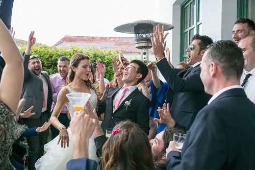 La boda de Tono y Andrea en El Puig, Valencia 17