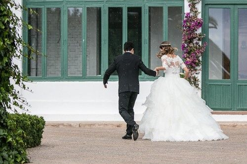 La boda de Tono y Andrea en El Puig, Valencia 23