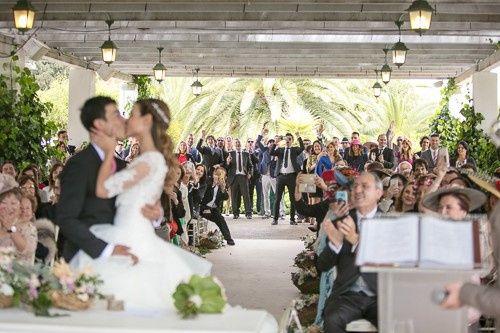 La boda de Tono y Andrea en El Puig, Valencia 33