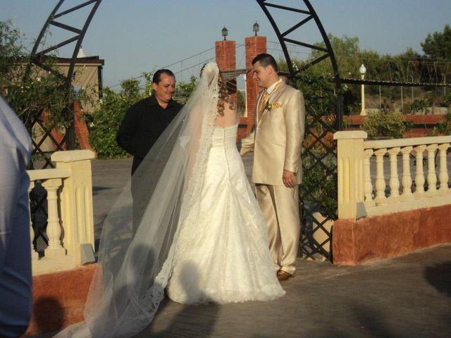 La boda de Cristina y Christian en Castalla, Alicante 3
