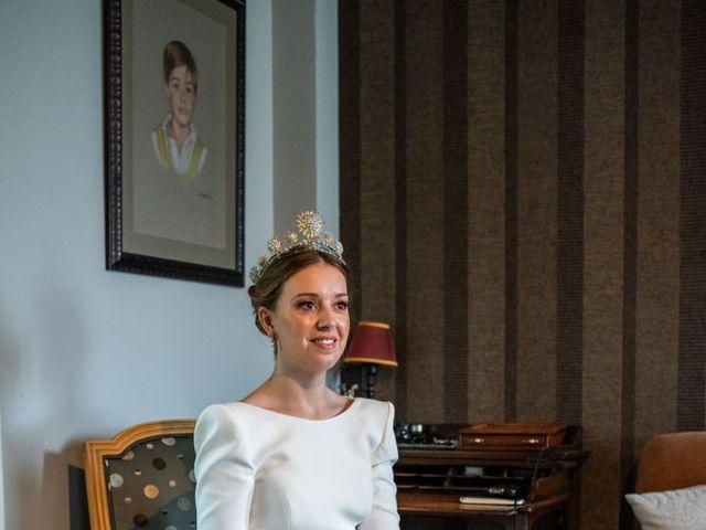 La boda de Julio y Olga en Madrid, Madrid 16