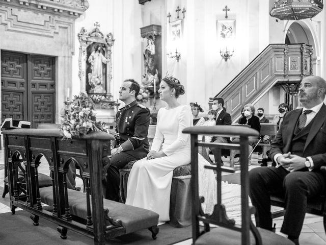 La boda de Julio y Olga en Madrid, Madrid 19