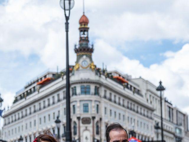La boda de Julio y Olga en Madrid, Madrid 20