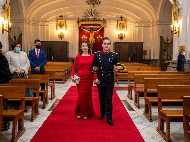 La boda de Julio y Olga en Madrid, Madrid 21