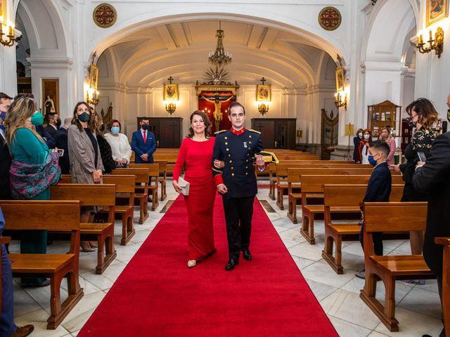 La boda de Julio y Olga en Madrid, Madrid 22