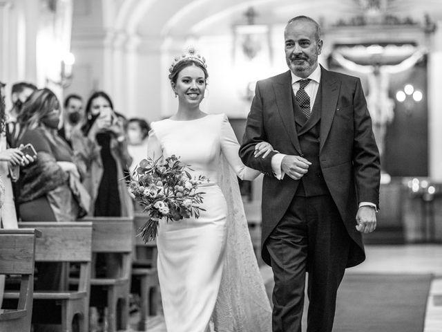 La boda de Julio y Olga en Madrid, Madrid 23