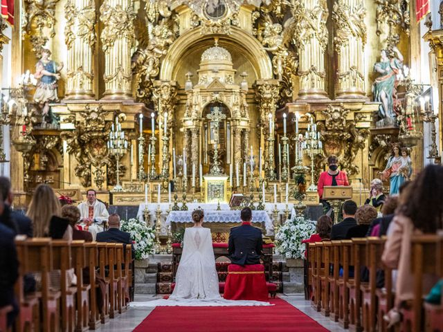 La boda de Julio y Olga en Madrid, Madrid 28