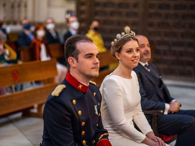 La boda de Julio y Olga en Madrid, Madrid 29