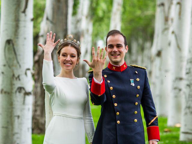 La boda de Julio y Olga en Madrid, Madrid 38
