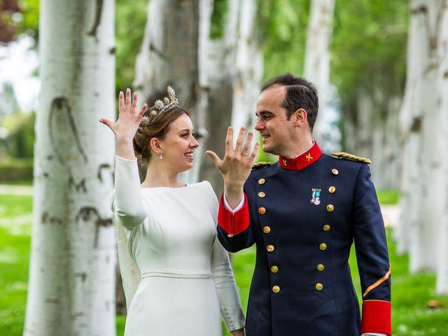 La boda de Julio y Olga en Madrid, Madrid 39