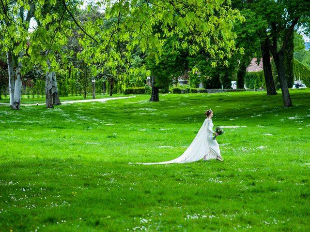 La boda de Julio y Olga en Madrid, Madrid 41